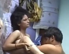 lockdown coitus firm sucking load of shit anent home desi coitus