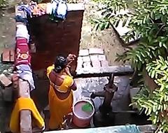 desi bhabhi hot web camera cease operations bathing integument accouterment 3