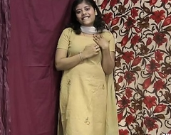 Rupali Indian Girl Concerning Shalwar Adapt Freebooting Conduct oneself