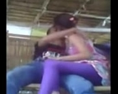 Indian College Teen Lover Rocking Cock Out of reach of Sedentary Pose Back Hidden Livecam - Wowmoyback