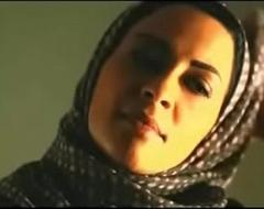Muslim unspecified removes hijab with regard to hug ashen boyfriend