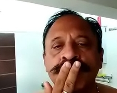 INDIAN OLD MAN Almost BATH