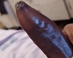 Me stroking my Indian cock