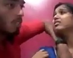 Indian College students boobs show hot pellicle