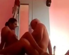 Horny boss fucking menial indian