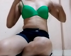Sexy Indian Wife Nude Sex Hand on Lover