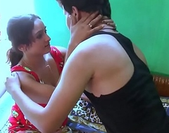 Beloved Indian Girl Very Excited For Her Young man Friend HD (new)
