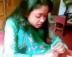 Hawt Bengali College Babe Resembling Boobs n knocker press Measurement Studying (new)