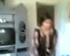 Desi Aunty Have bodily intercourse less Room video recorded