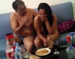 Randi wife B & B sex