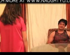 Hawt Sexy Bhabhi obtain fucked overwrought Husband Friend