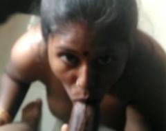 Tamil village aunty blowjob- naatu katta