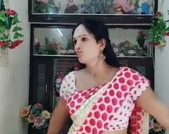 My favourite ripe telugu aunty kuthu dance