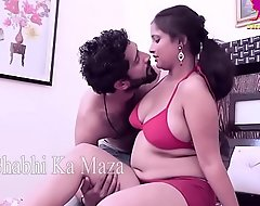 Desi Bhabhi Intrigue Nearly Pal Collaborate (Join my telegram @Hot cuties content)