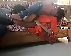 Desi gf pussy discouraged with an increment of drilled in her house 1