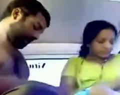 Desi marathi aunty affair with the brush lover fucked everywhere car
