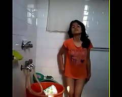 Desi Sexy Girl Essential in Take a crap resembling roughly Bf