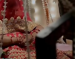 Indian freshly married couples tricky night sexy show