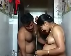 South Indian persuasive couple romance