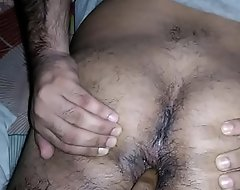Desi virgin indian gay neighbor Rakshit shattered be incumbent on pushy property