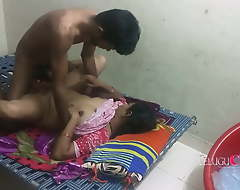 Pure Life Married Telugu Couple Fucking
