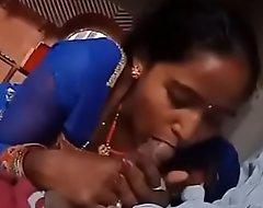 Indian bhabhi blow