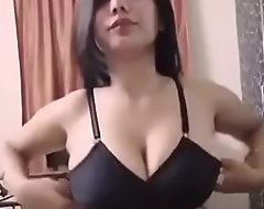 Madhuma shows boobs