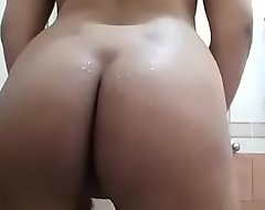 Indian girl showing