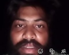 Knob Krishna loves video call sex