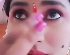 Hot Swathi naidu romantic and sexy designing night short film making part-11