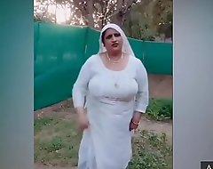 Desi bbw aunty