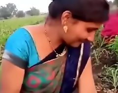 Farmer indian video of spliced