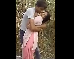 Indian Bhabhi Blackmailed  With Sugar can district By Village Boy