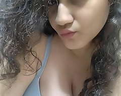 Scalding desi Indian  girl with boss 7