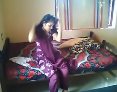 Hot Indian couple homemade part 1