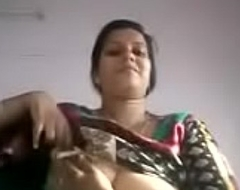 Desi legal age teenager showing boobs real