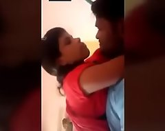 Indian school girl fuck off out of one's mind the brush teacher