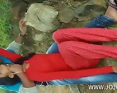 Hot Indian indulge rails her Beau