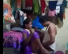 Indian House maid fucking at sell out