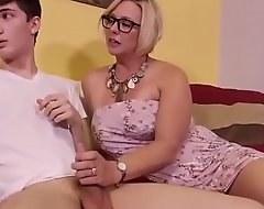 Aunt Fucks Nephew Cook jerking Adult-Wonders . com