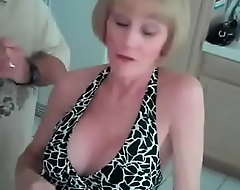 All Granny Wants Is A Unsightly Threesome!
