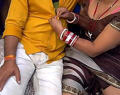 Indian Devar Bhabhi Sex Be aware In Seeming Hindi Audio