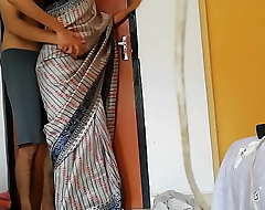 indian college teacher fuck with her student
