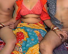 Indian Wife Bang With Husband And His Friend