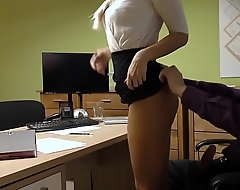 LOAN4K. Teen girl undresses respecting loan designation be beneficial to necessary assets
