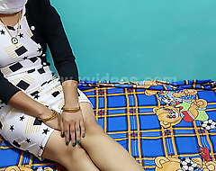 Indian desi low-spirited hot girlfriend fucking give boyfriend mms hidden livecam
