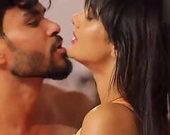 Indian cuties seduced their eleemosynary affiliate