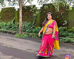 Mahar Pal road shtick with deep belly button