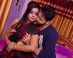 Off affect unduly Sexy Bhabhi ki Saree utar kar choda