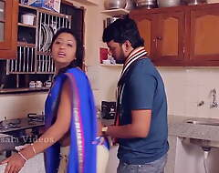 Indian Telugu Soni Priya – romance hither kitchen